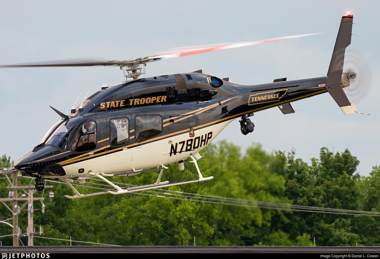 N780HP - Bell 429 Global Ranger - United States - Tennessee Highway Patrol