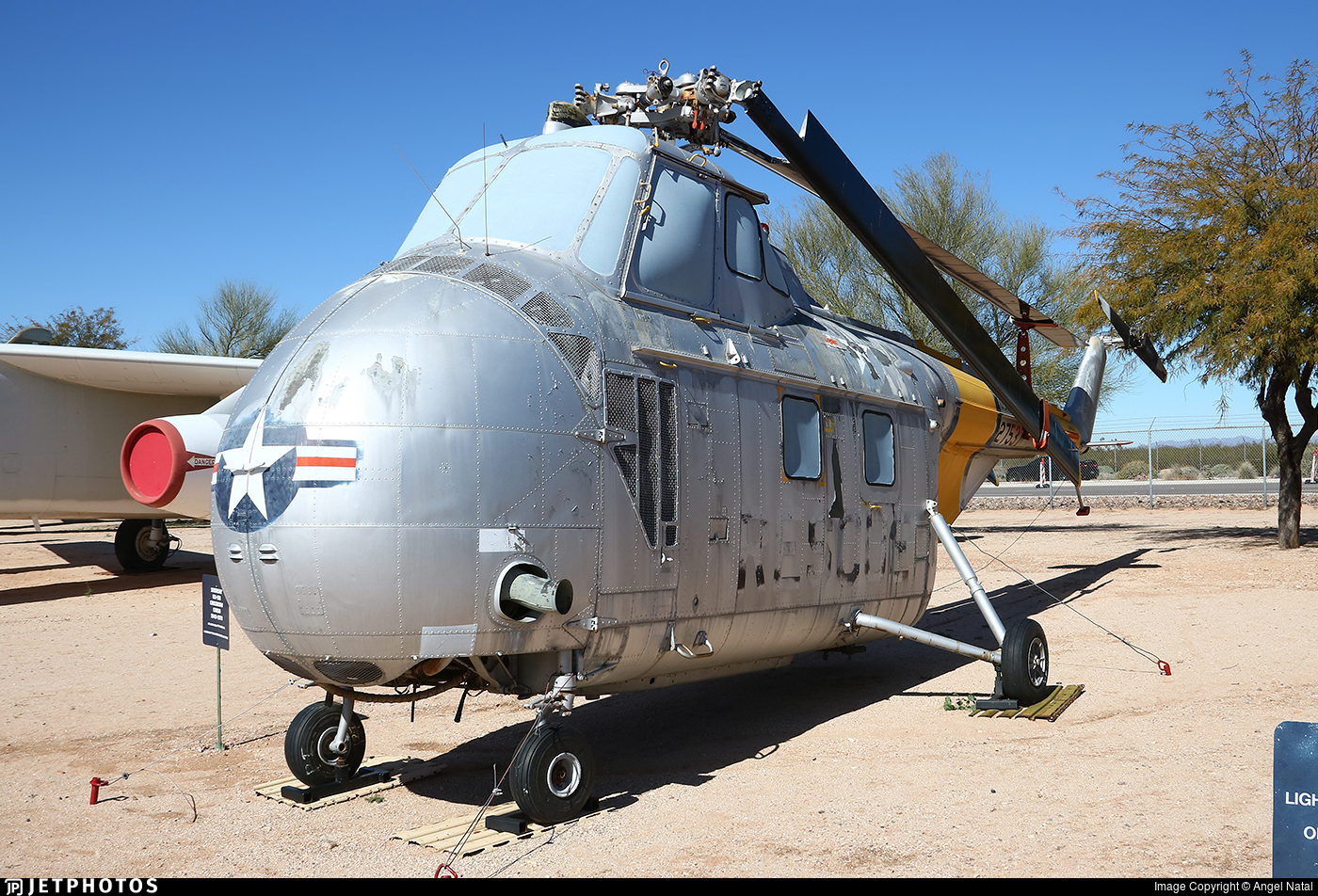 52-7537 - Sikorsky UH-19B Chickasaw - United States - US Air Force (USAF)