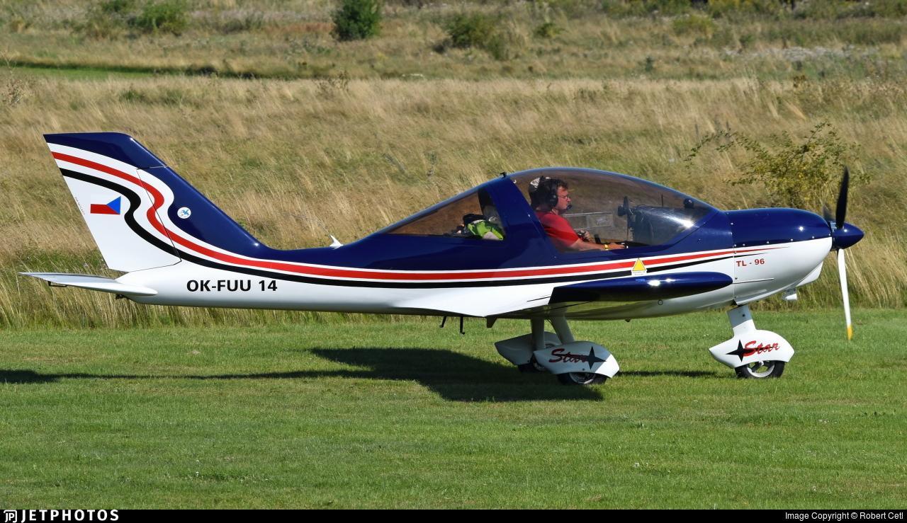 OK-FUU 14 - TL Ultralight-96 Star - Private