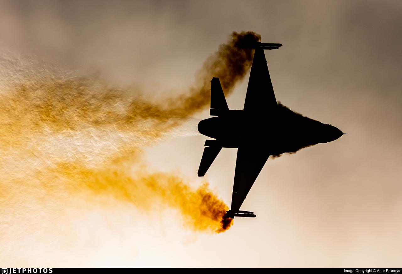 506 - General Dynamics F-16C Fighting Falcon - Greece - Air Force