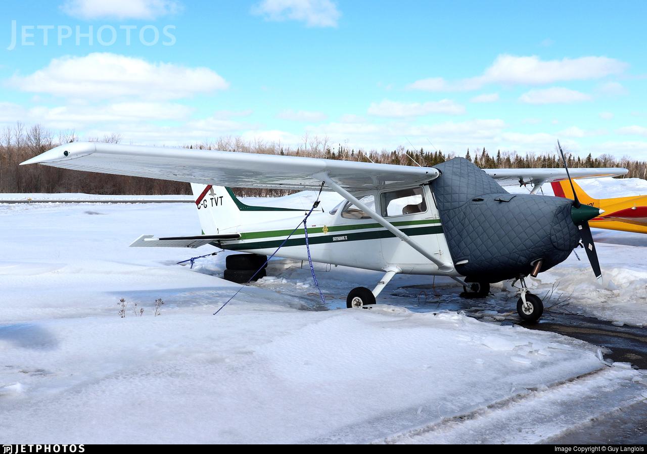 C-GTVT - Cessna 172P Skyhawk II - Private