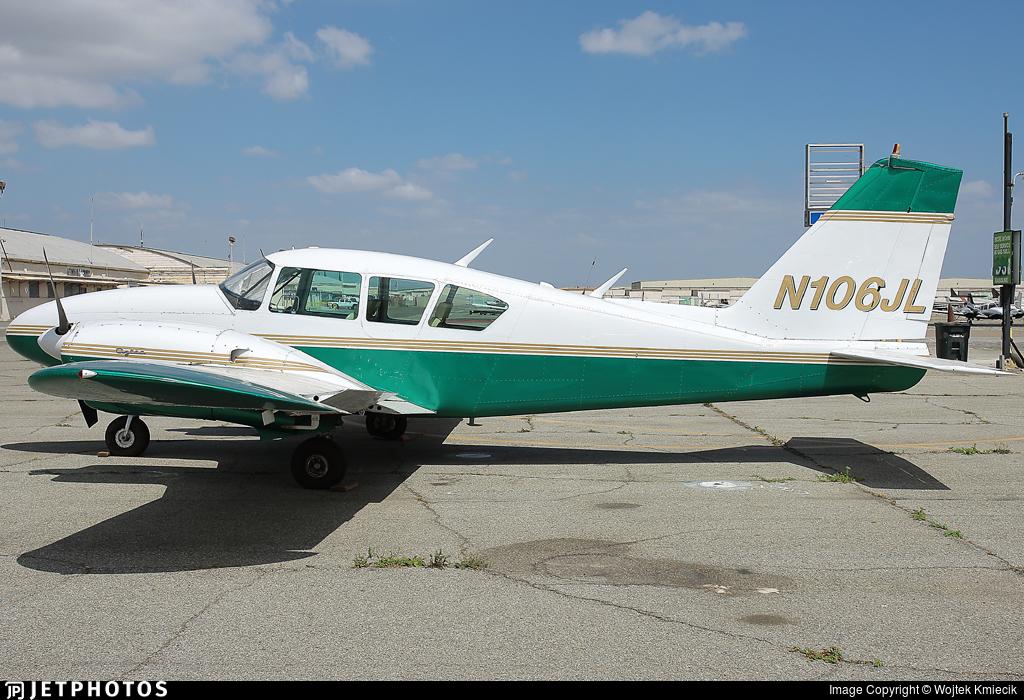 N106JL - Piper PA-23-250 Aztec - Private