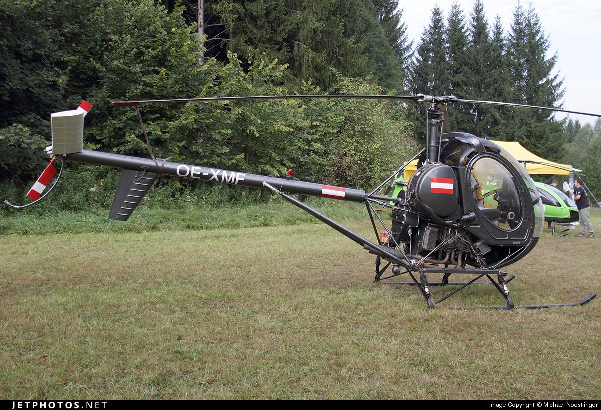 OE-XMF - Hughes 269C - Private
