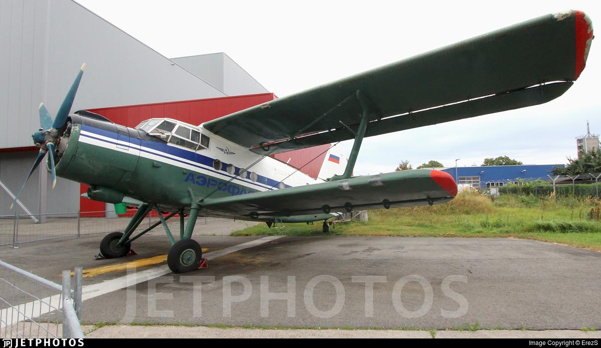 RA-41343 - Antonov An-2 - Aeroflot
