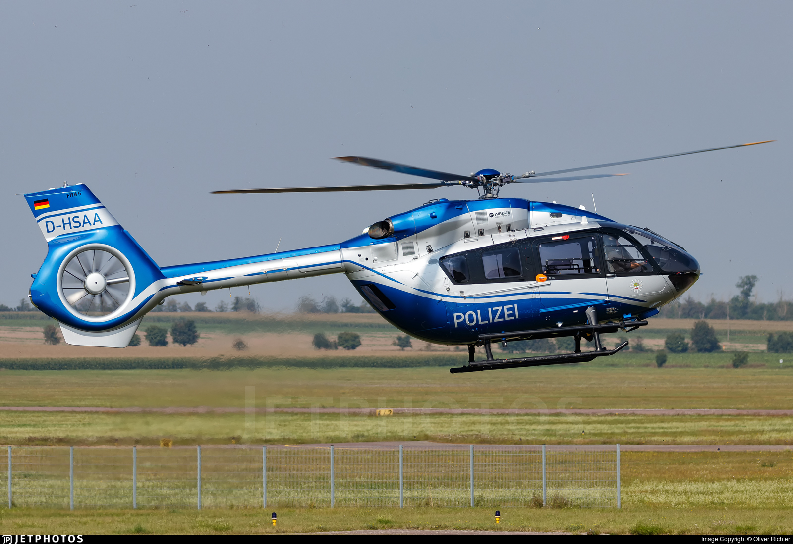 D-HSAA - Airbus Helicopters H145 - Germany - Police
