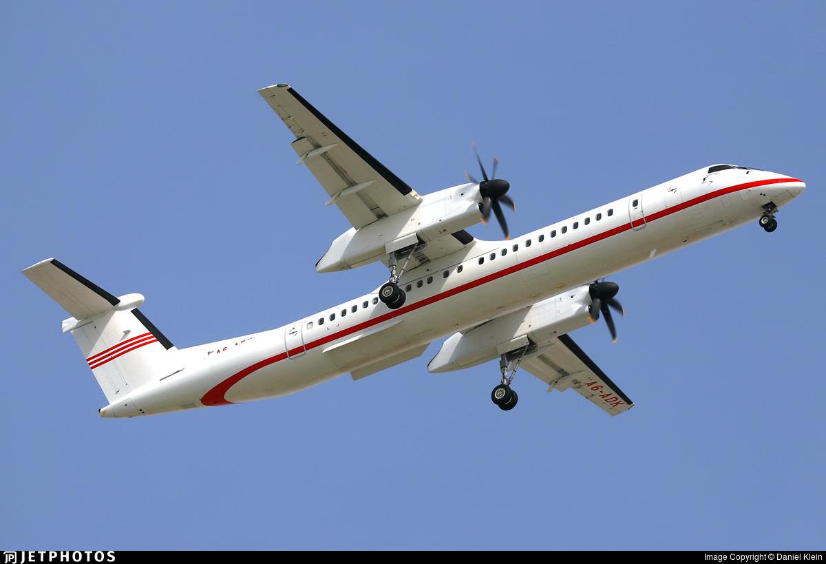A6-ADK - Bombardier Dash 8-Q402 - Abu Dhabi Aviation