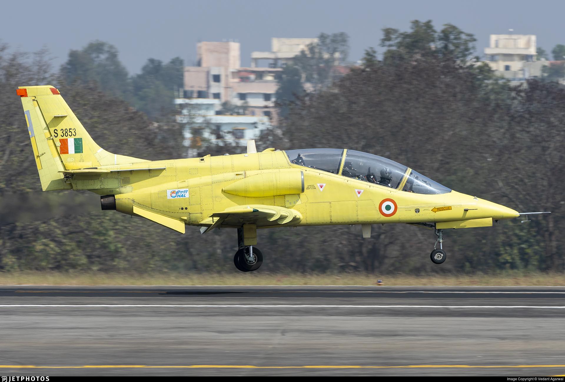 S3853 - Hindustan Aeronautics IJT - Hindustan Aeronautics