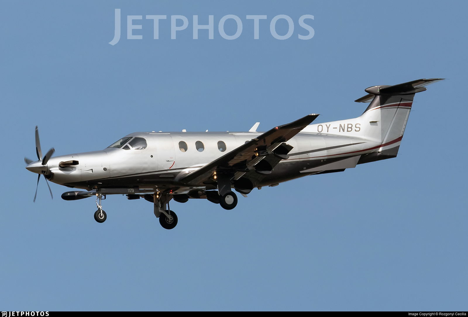 OY-NBS - Pilatus PC-12/47E - Private
