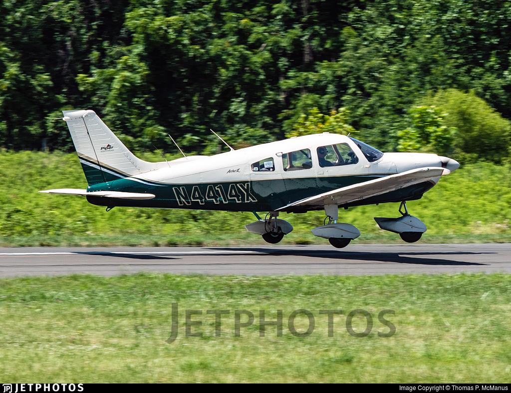 N4414X - Piper PA-28-181 Cherokee Archer II - Private