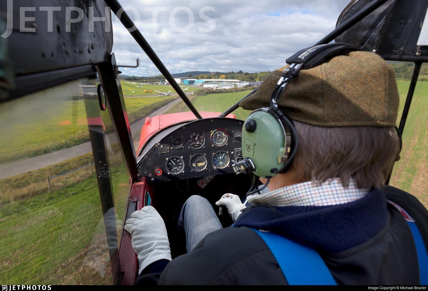 G-BHOM - Piper L-18C Super Cub - Private