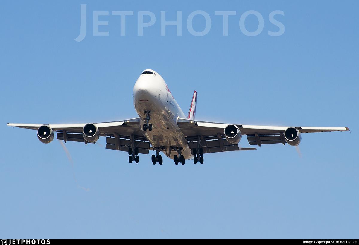 ER-BAR - Boeing 747-243F(SCD) - Oscar Jet