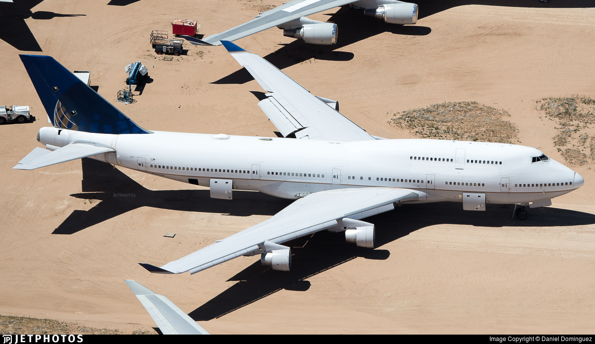 N177UA - Boeing 747-422 - Untitled