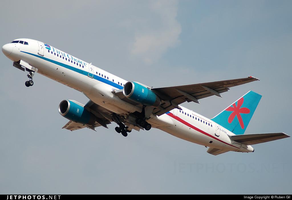 C-GTBB - Boeing 757-28A - First Choice Airways
