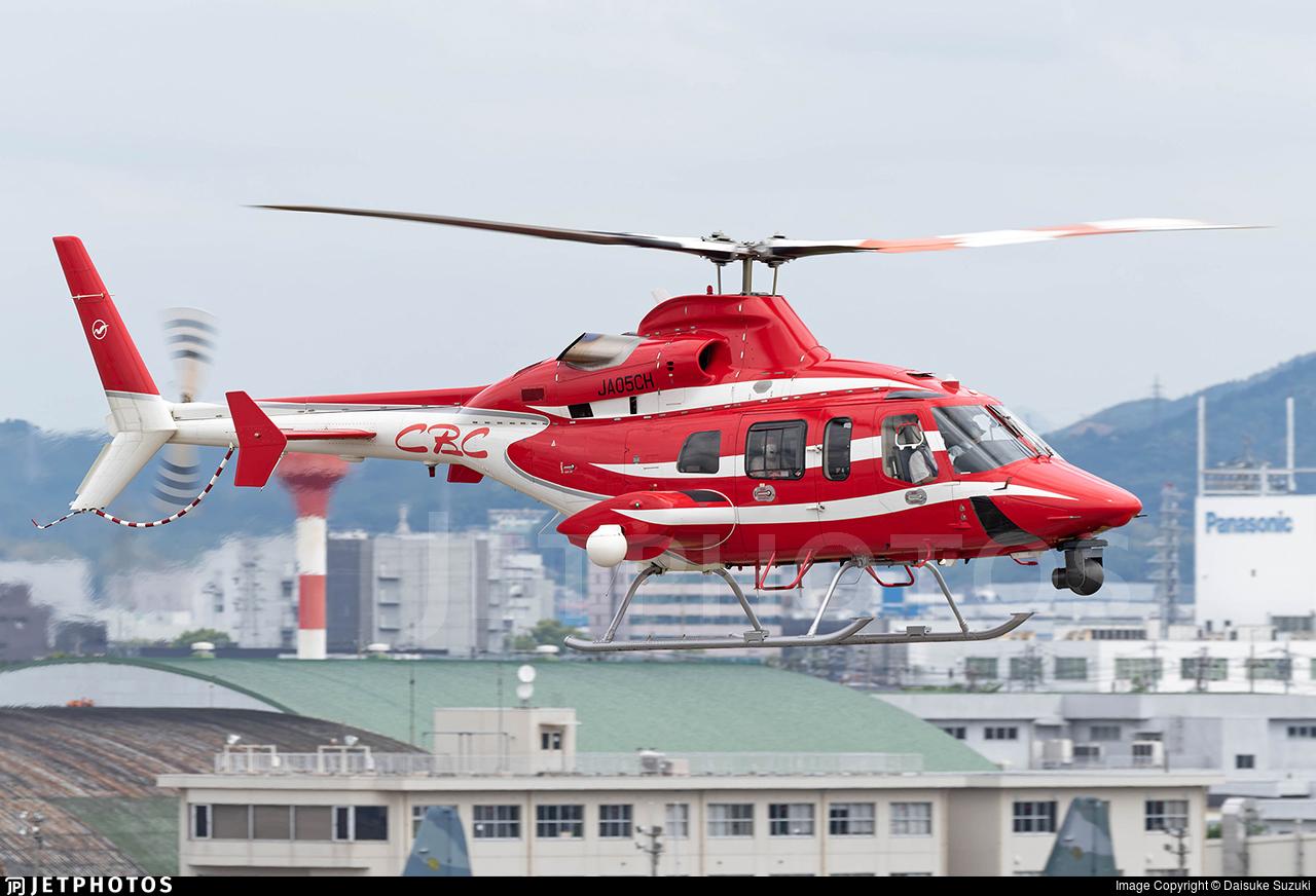 JA05CH - Bell 430 - Nakanihon Air Service
