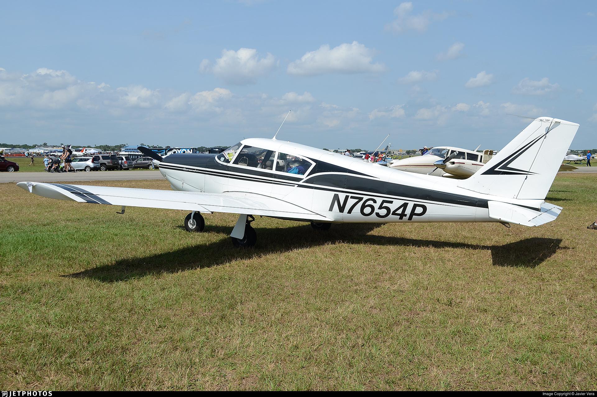 N7654P - Piper PA-24-180 Comanche - Private