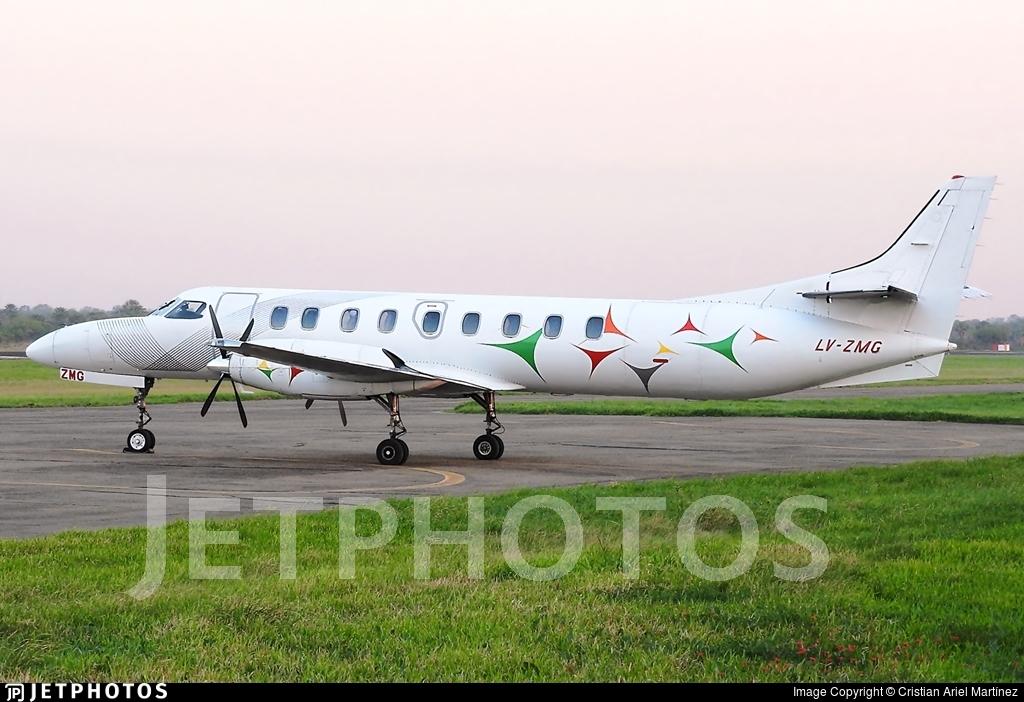 LV-ZMG - Fairchild SA227-AC Metro III - Baires Fly