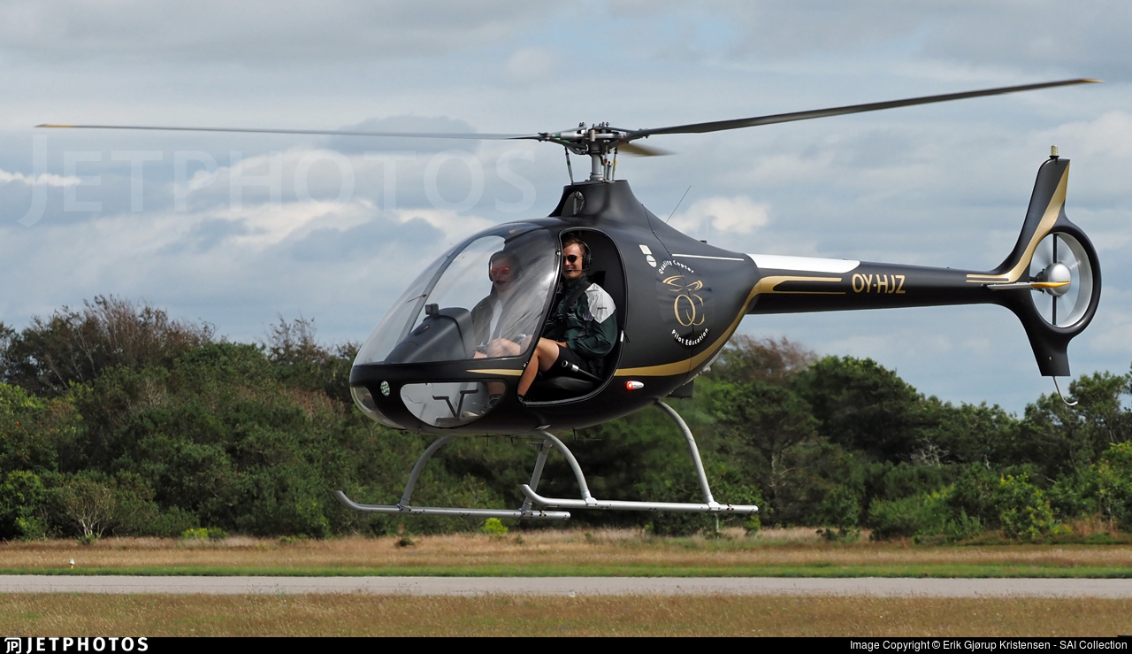 OY-HJZ - Guimbal Cabri G2 - QualityCopter