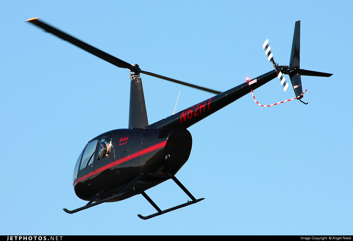N62HT - Robinson R44 Raven II - Orlando Helitours