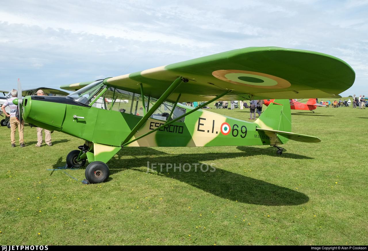 G-HELN - Piper PA-18-95 Super Cub - Private