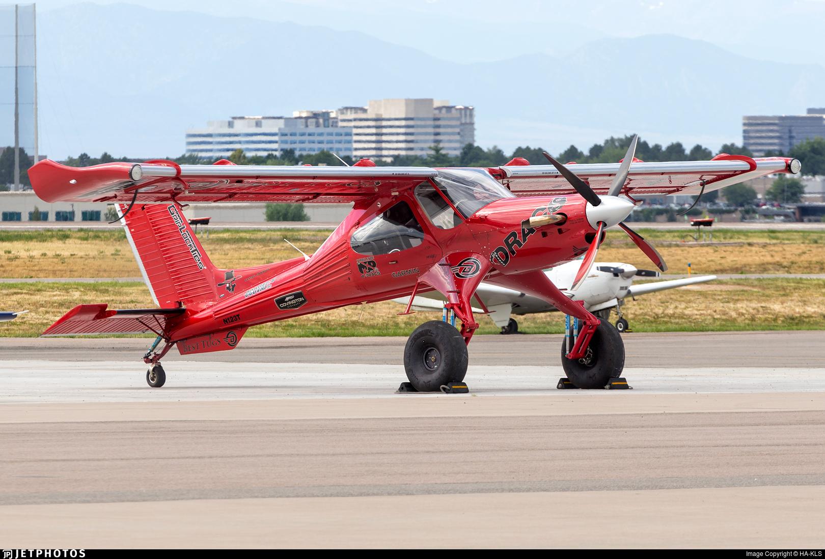 N123T - PZL-Mielec 104M Wilga 2000 - Private