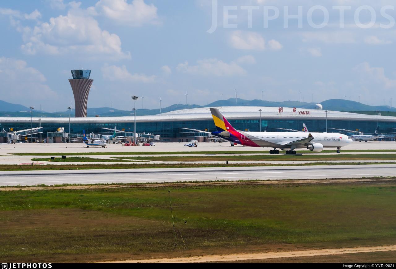 ZSYT - Airport - Ramp