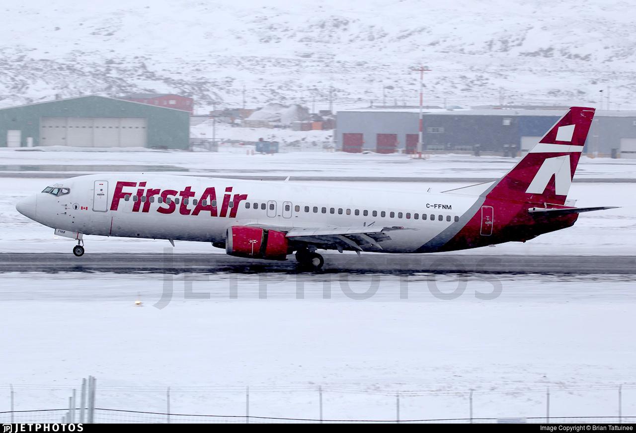 C-FFNM - Boeing 737-436 - First Air