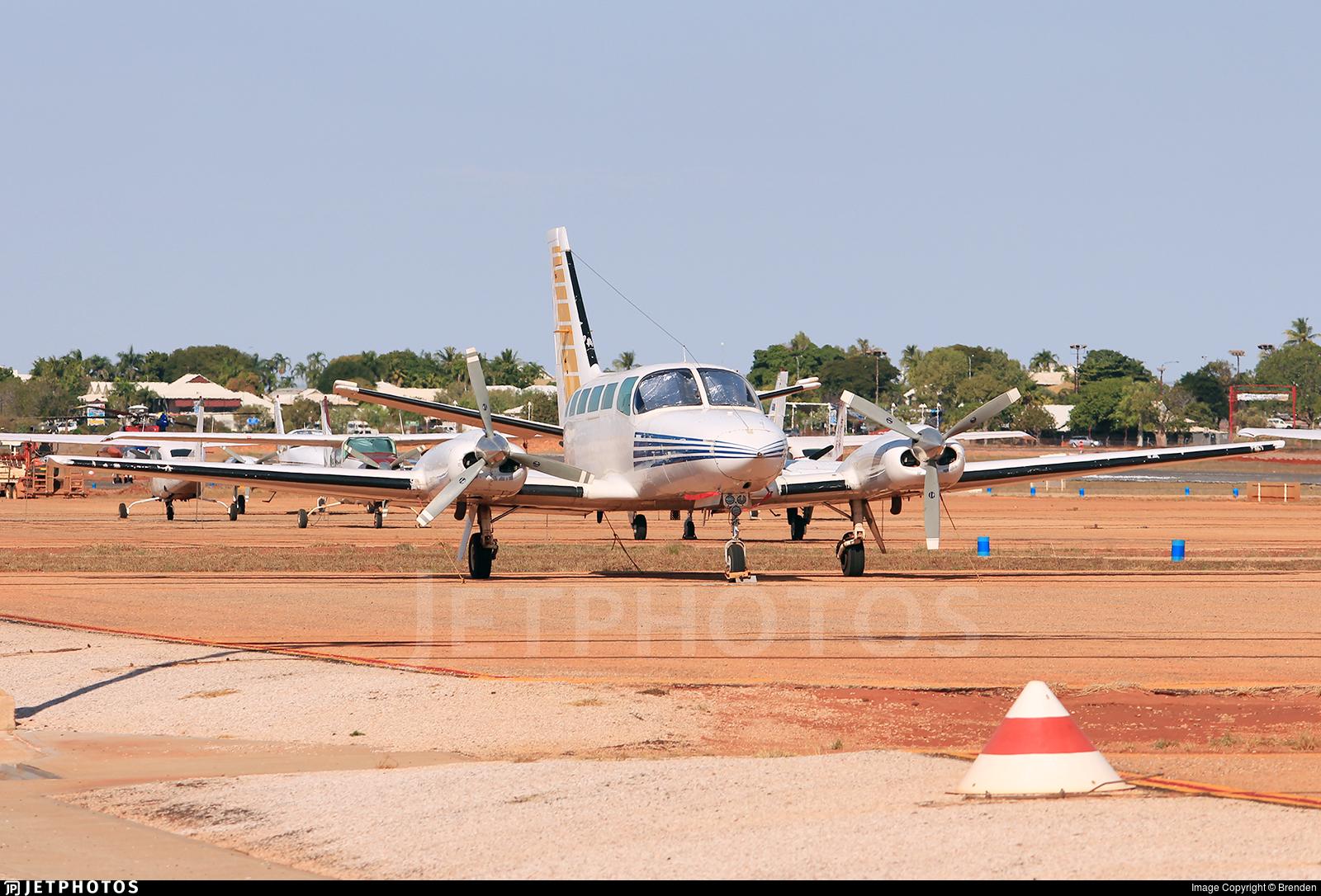 VH-SKC - Cessna 404 Titan - Private