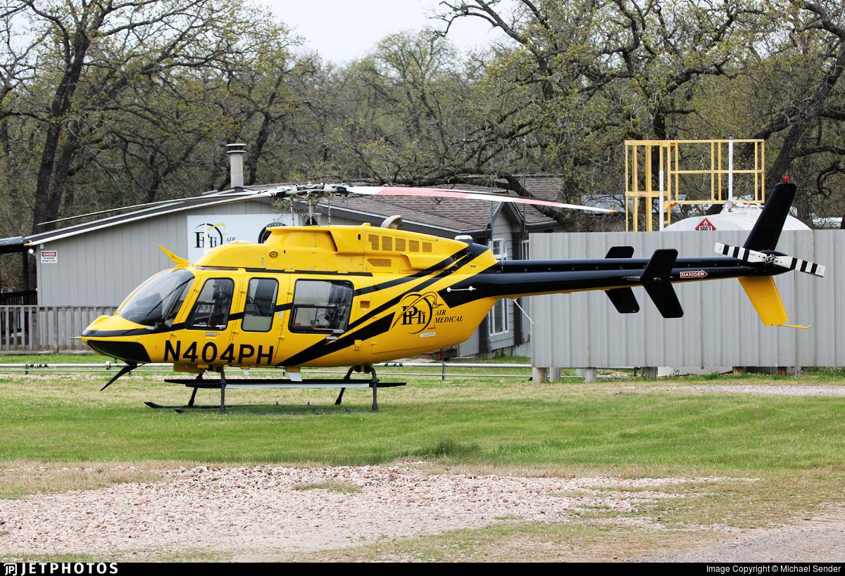 N404PH - Bell 407 - PHI Air Medical
