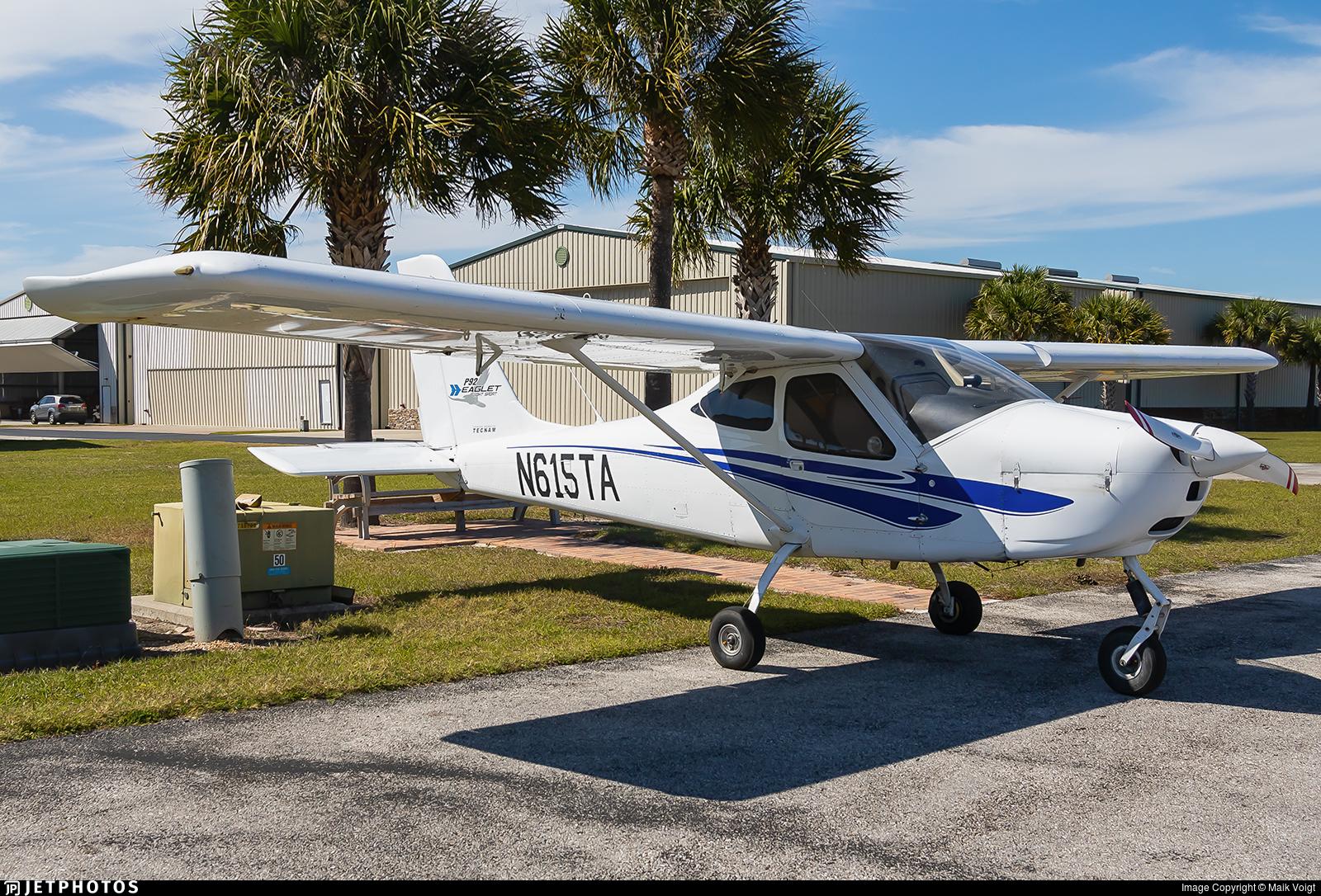 N615TA - Tecnam P92 Eaglet Light Sport - Costruzioni Aeronautiche Tecnam