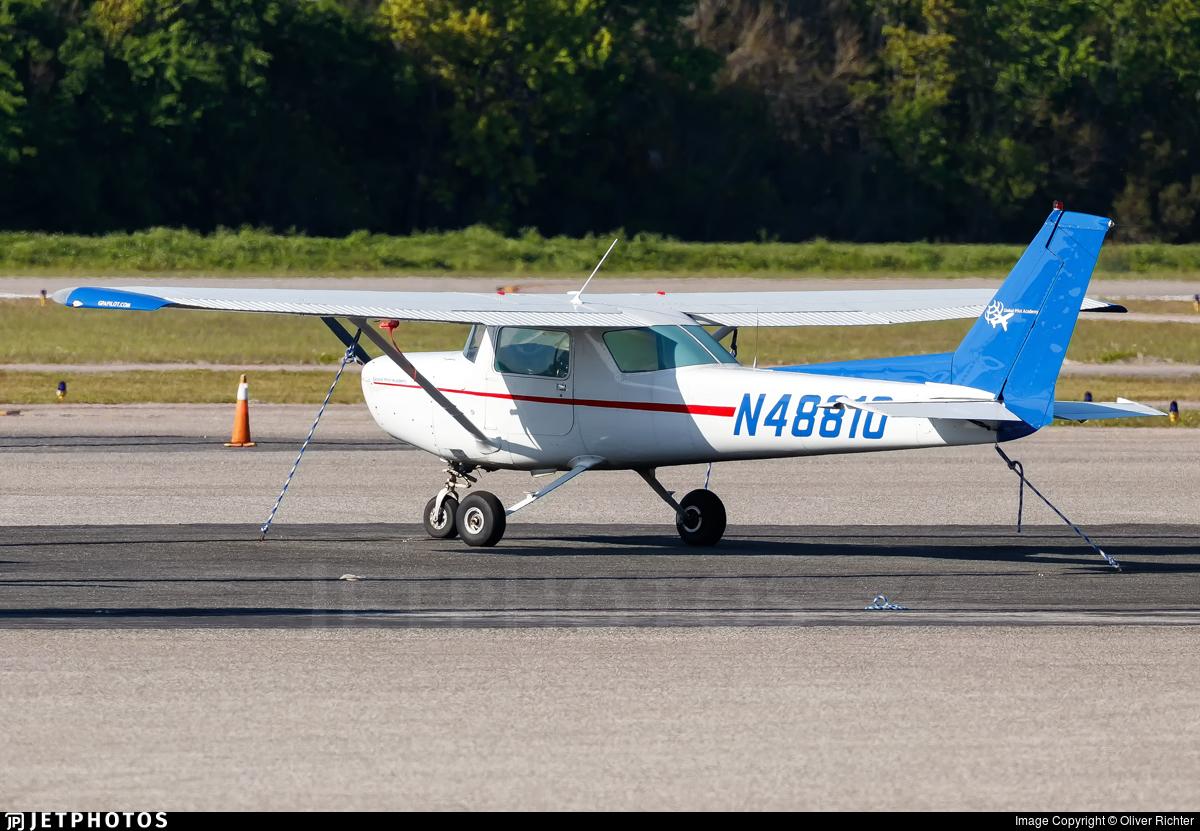 N48810 - Cessna 152 II - Global Pilot Academy