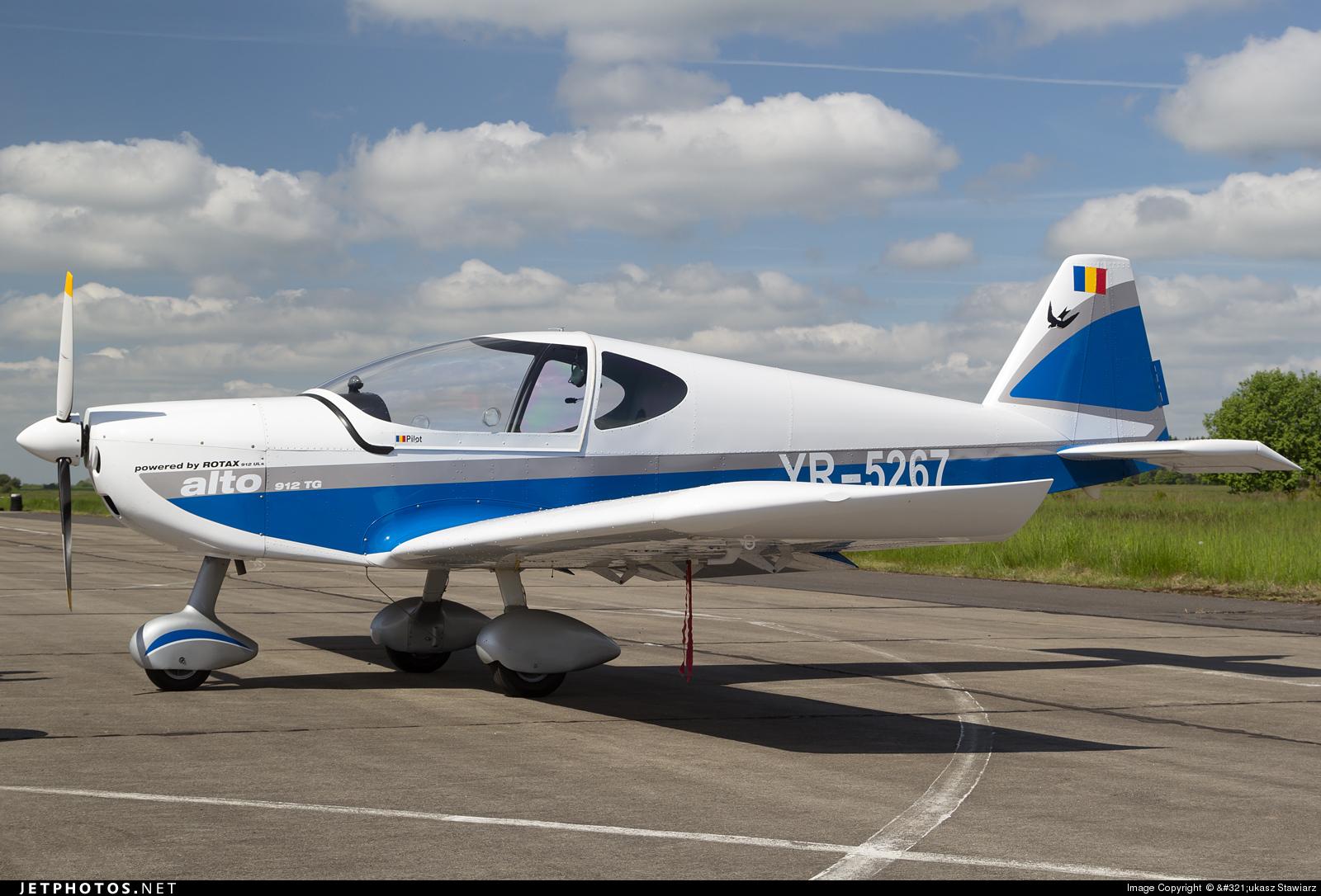 YR-5267 - Direct Fly Alto - Private