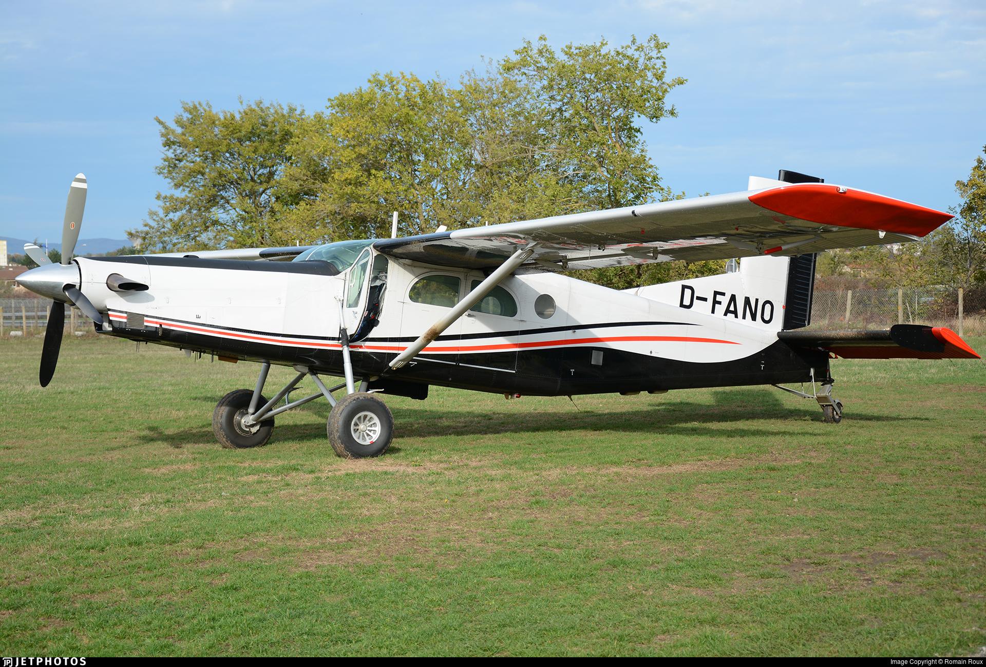 D-FANO - Pilatus PC-6/B2-H4 Turbo Porter - Private