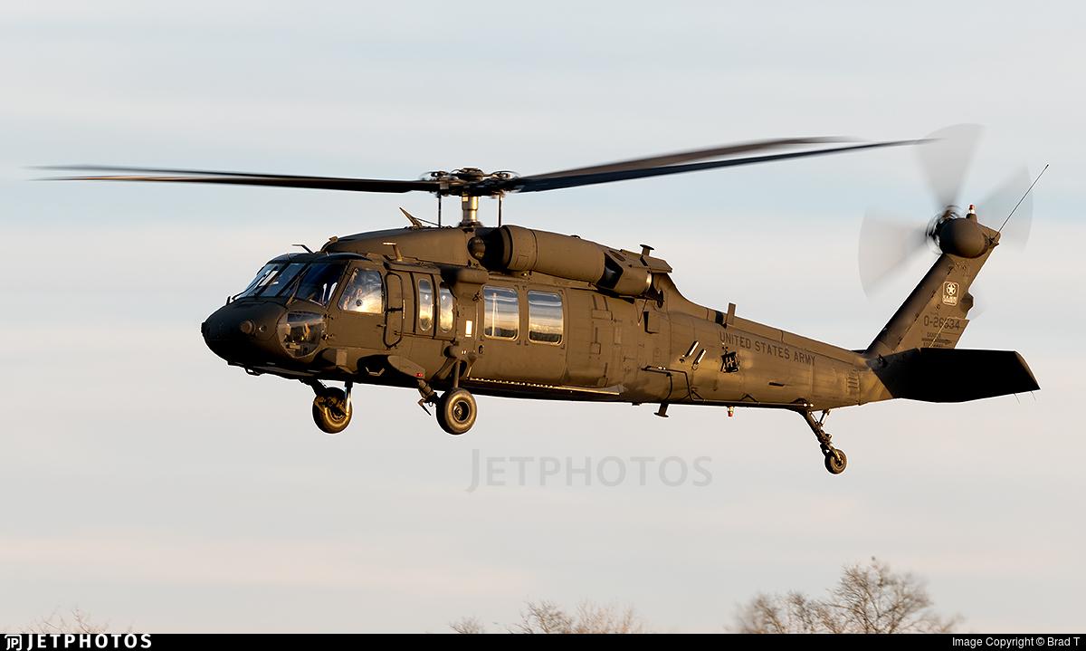 94-26534 - Sikorsky H-60L Blackhawk - United States - US Army