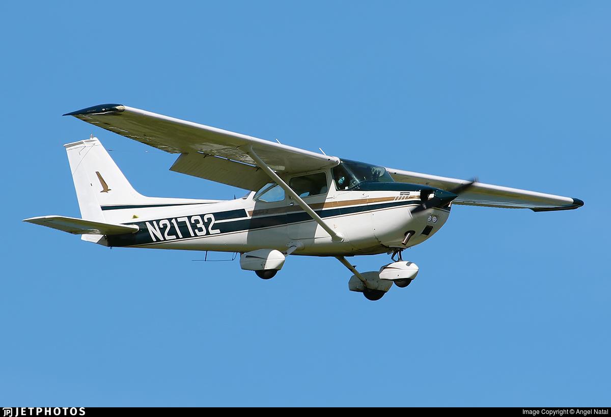 N21732 - Cessna 172M Skyhawk - Private