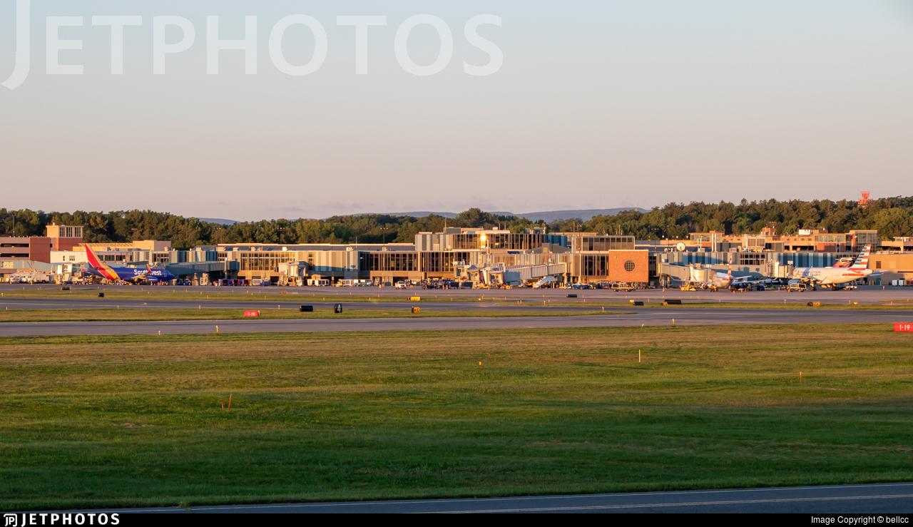 KALB - Airport - Ramp