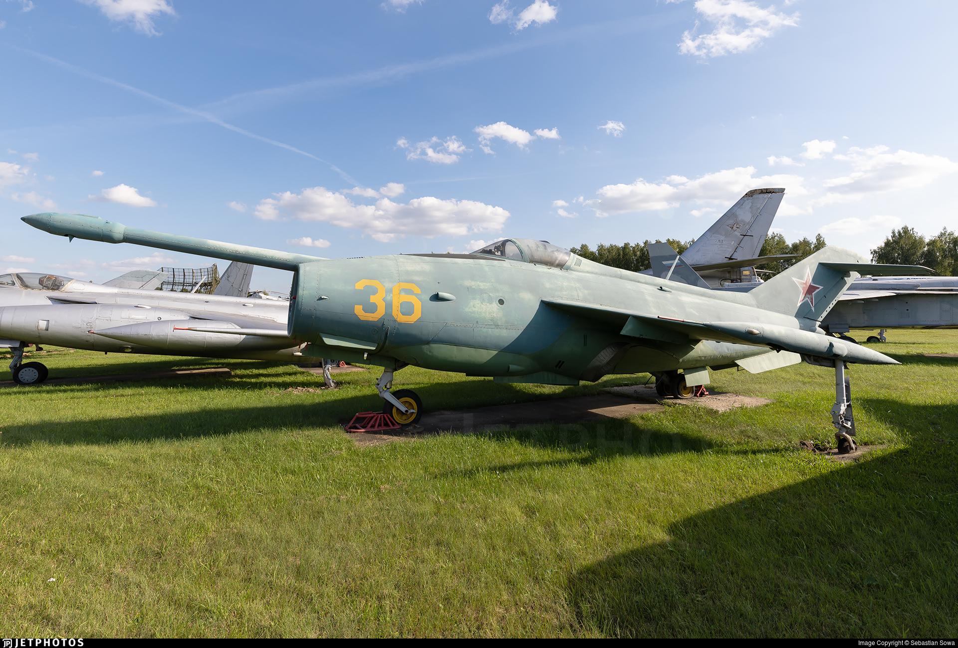 36 - Yakovlev Yak-36 Freehand - Yakovlev Design Bureau