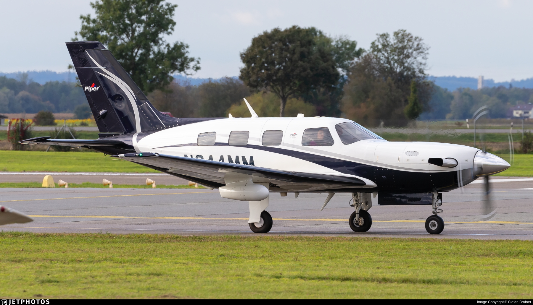 N644MM - Piper PA-46-500TP Malibu Meridian - Private