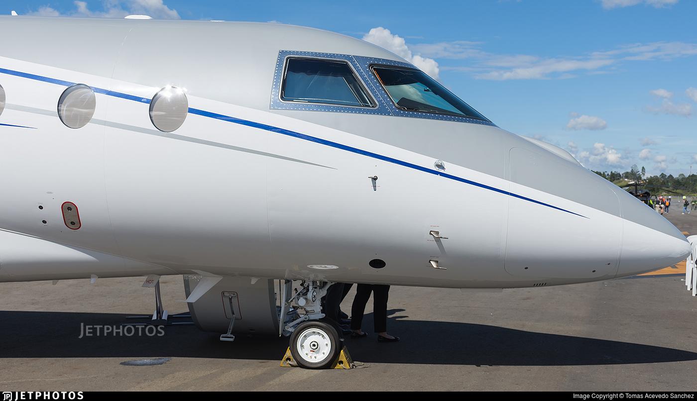 N280GD - Gulfstream G280 - Gulfstream Aerospace