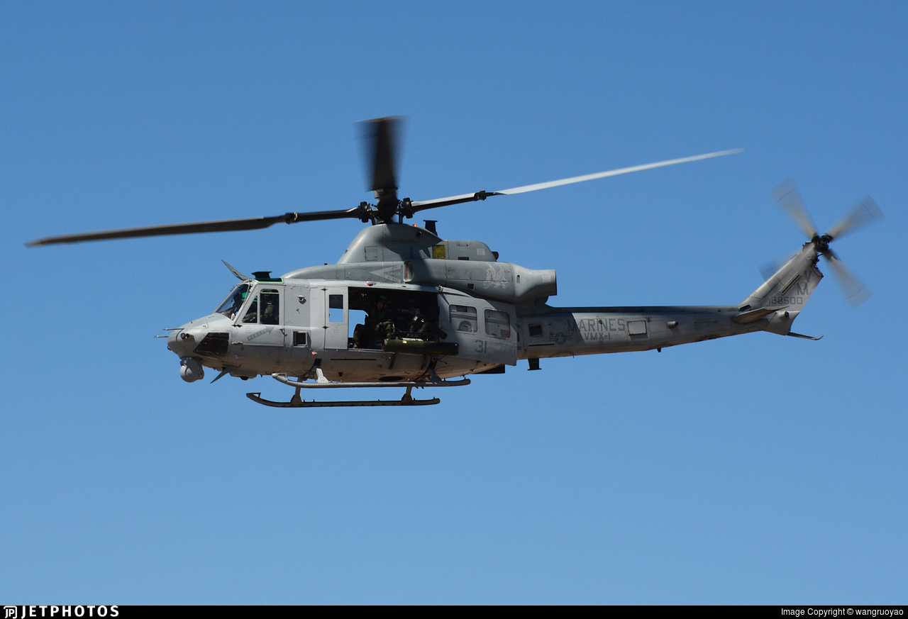 168500 - Bell UH-1Y Venom - United States - US Marine Corps (USMC)