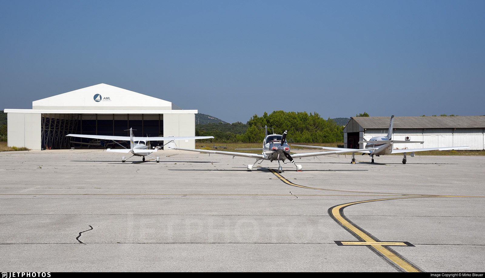 LDLO - Airport - Ramp