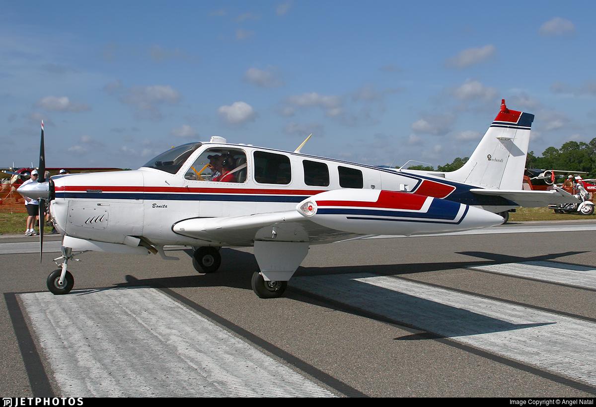 N6650M - Beechcraft A36 Bonanza - Private