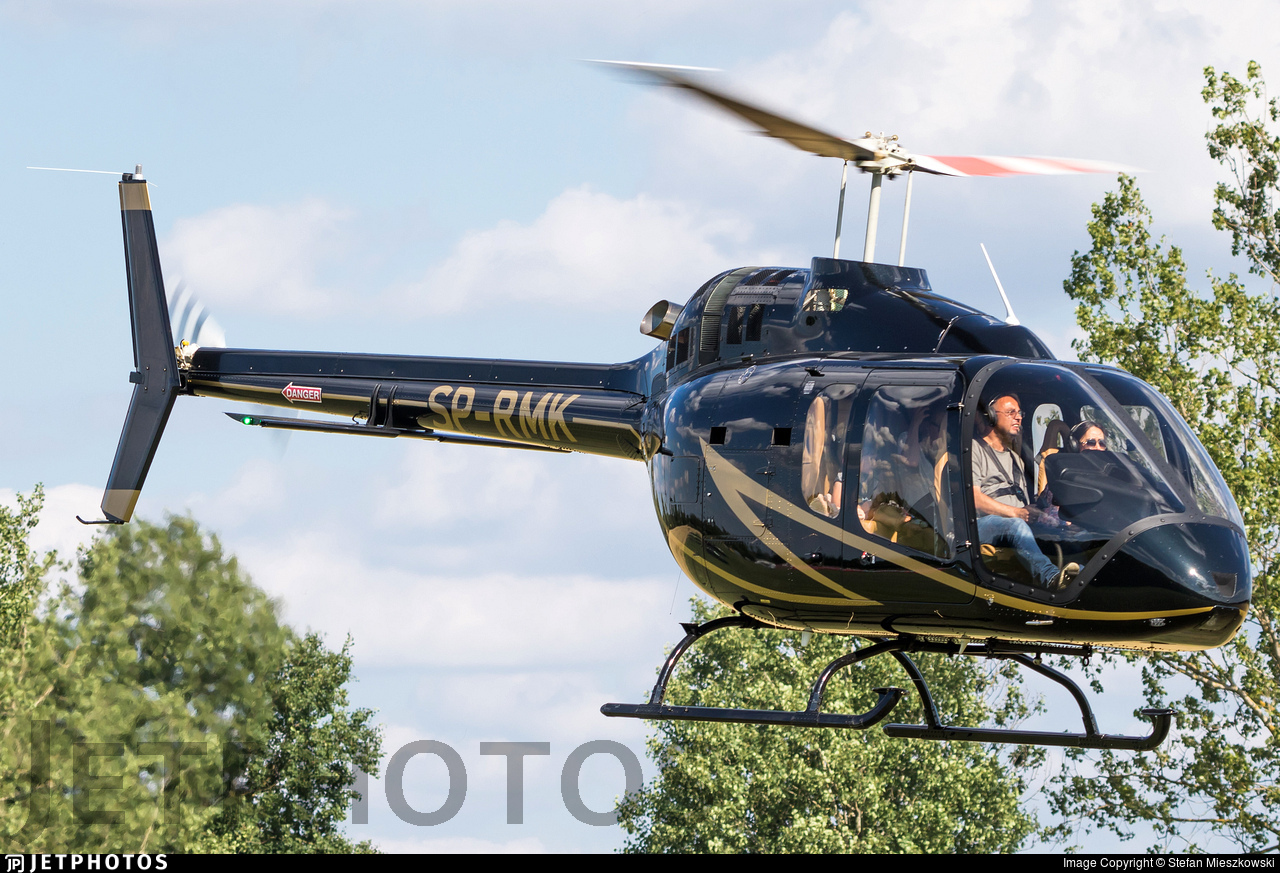 SP-RMK - Bell 505 Jet Ranger X - Private