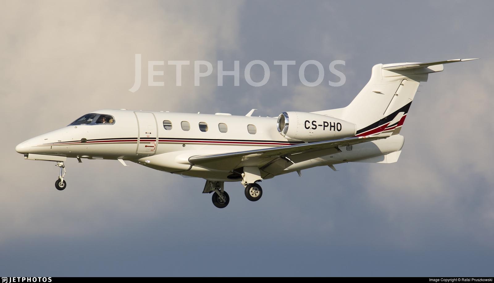 CS-PHO - Embraer 505 Phenom 300 - NetJets Europe