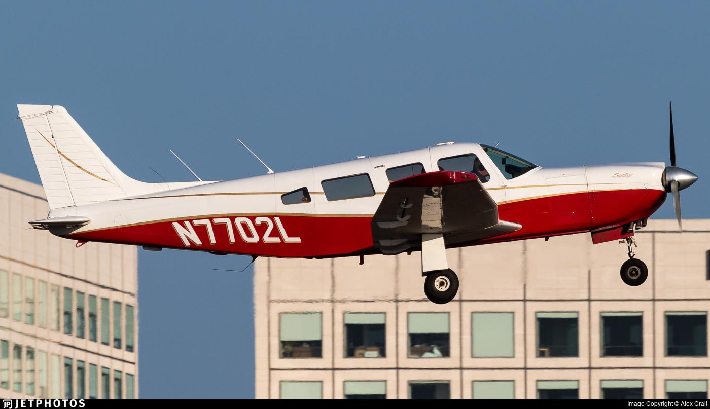 N7702L - Piper PA-32-301 Saratoga - Private