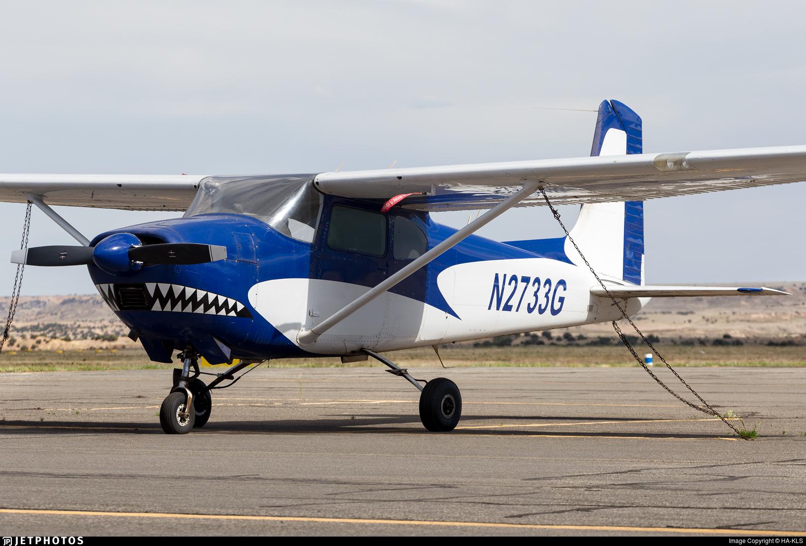 N2733G - Cessna 182B Skylane - Private