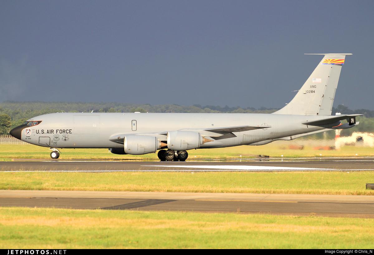 61-0284 - Boeing KC-135R Stratotanker - United States - US Air Force (USAF)