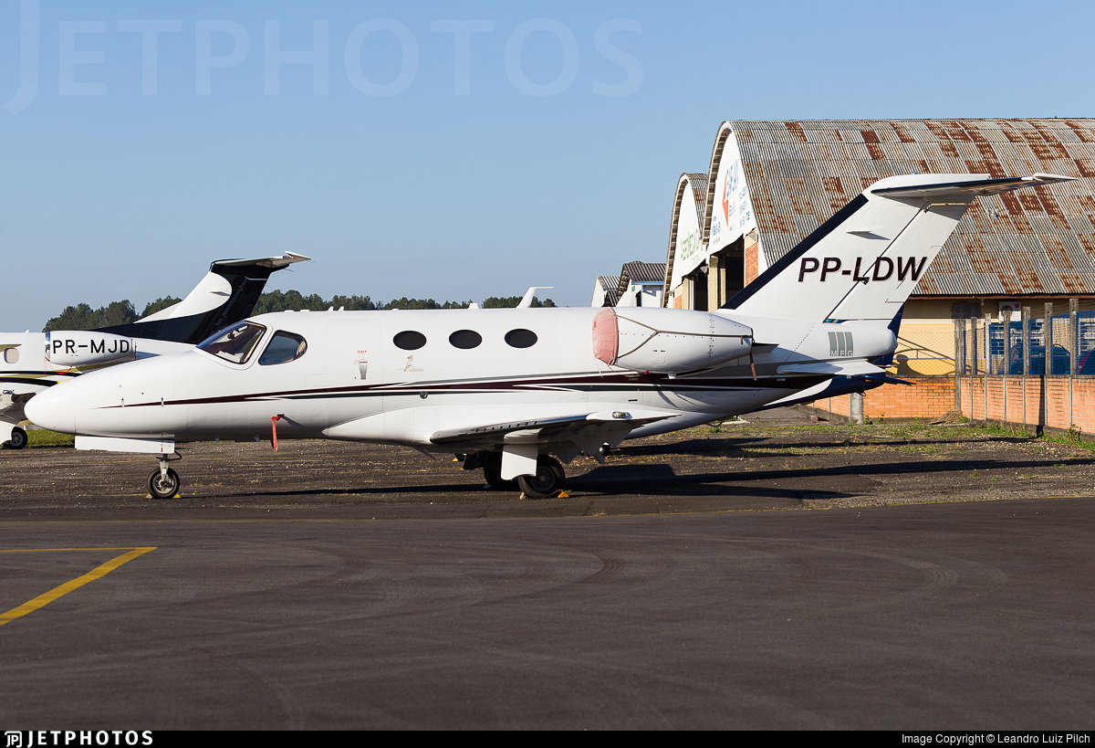 PP-LDW - Cessna 510 Citation Mustang - Private