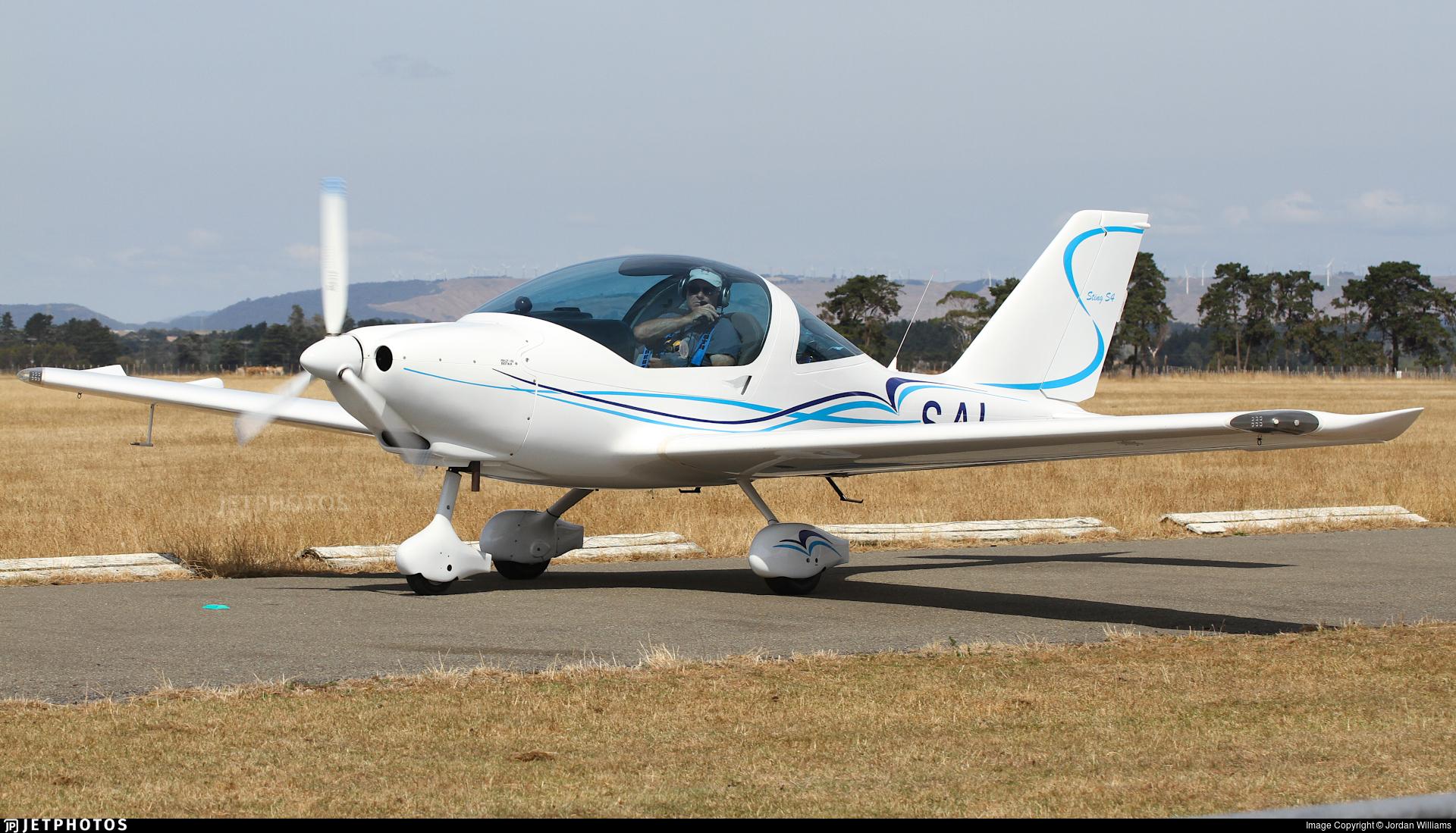ZK-SAL - TL Ultralight TL-2000 Sting S4 - Private