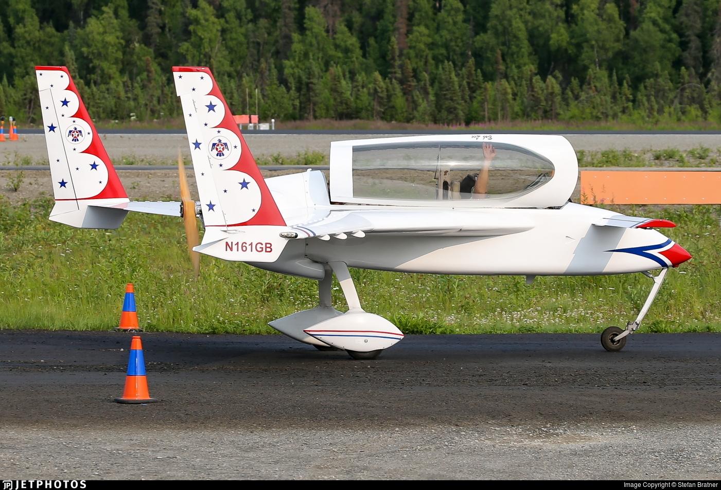 N161GB - Rutan LongEZ - Private