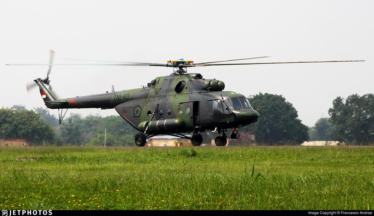 HA-5159 - Mil Mi-17V5 Hip H - Indonesia - Army